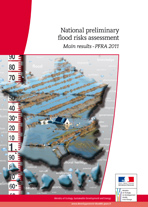 National preliminary flood risks assessment : Main results - PFRA 2011