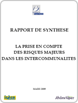 Risques et intercommunalit�s