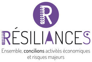 Logo de l'association Résiliances © Résiliances